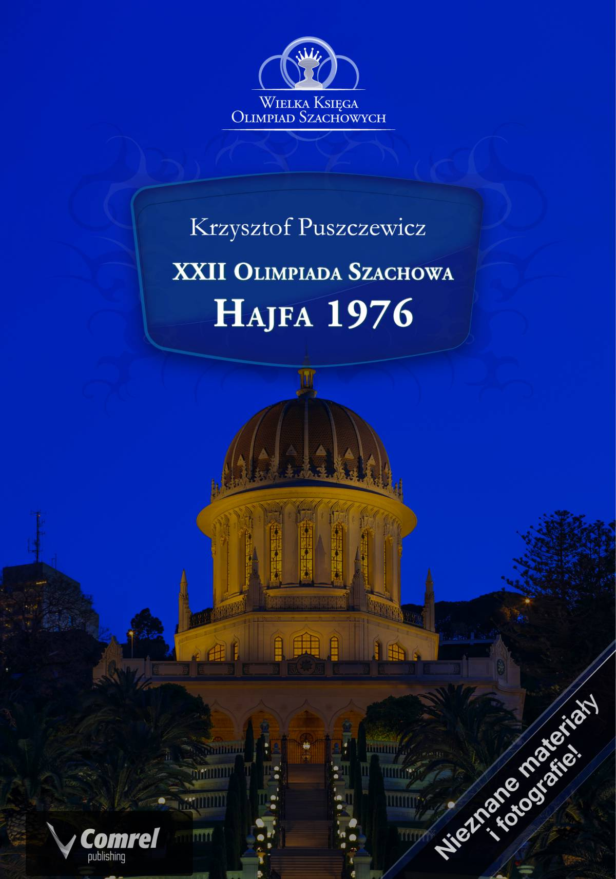 XXII Olimpiada Szachowa - Hajfa 1976 - Ebook (Książka PDF) do pobrania w formacie PDF