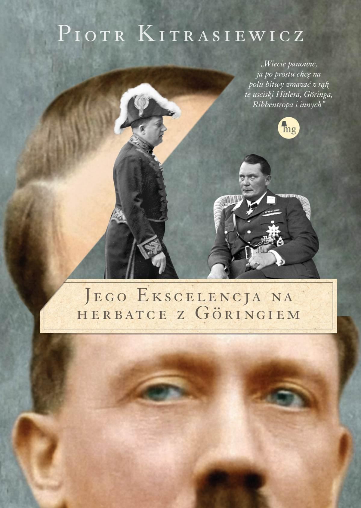 Jego ekscelencja na herbatce z Göringiem - Ebook (Książka EPUB) do pobrania w formacie EPUB