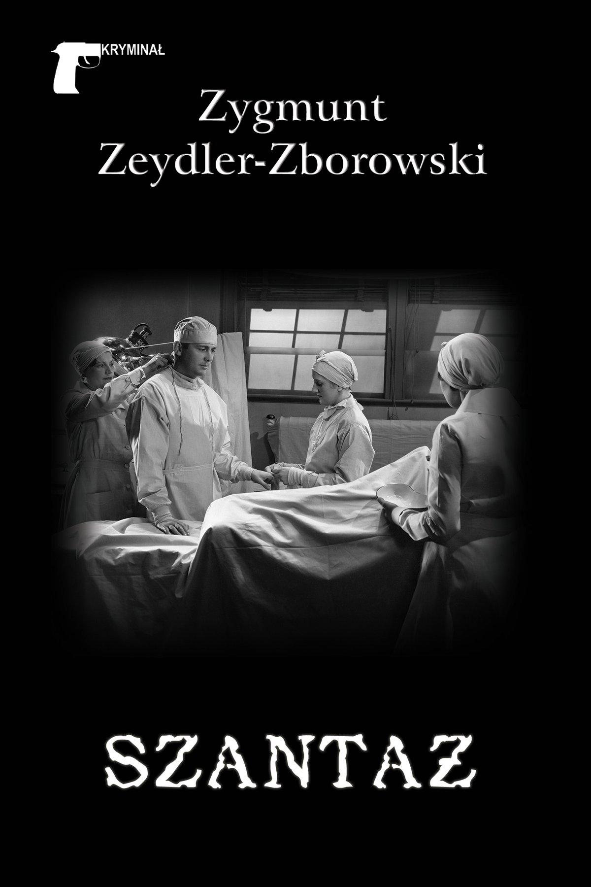 Szantaż - Ebook (Książka na Kindle) do pobrania w formacie MOBI
