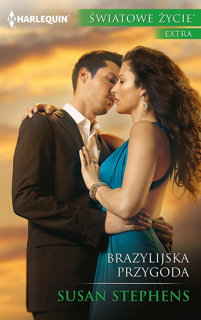 Brazylijska przygoda - Ebook (Książka EPUB) do pobrania w formacie EPUB
