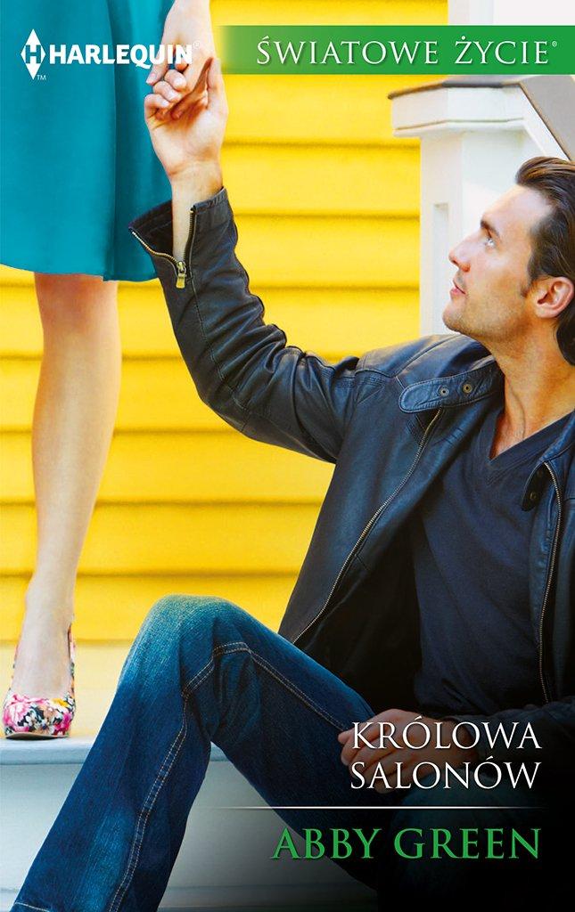 Królowa salonów - Ebook (Książka na Kindle) do pobrania w formacie MOBI