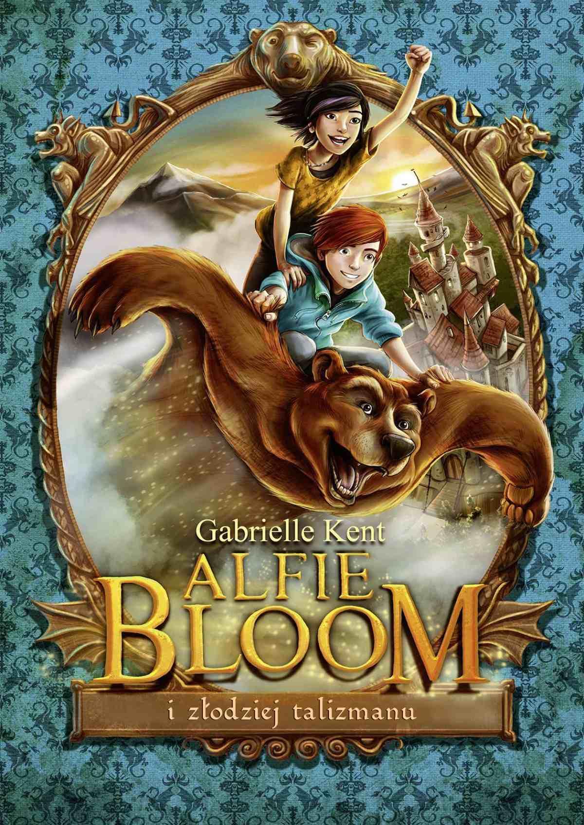 Alfie Bloom i złodziej talizmanu - Ebook (Książka na Kindle) do pobrania w formacie MOBI