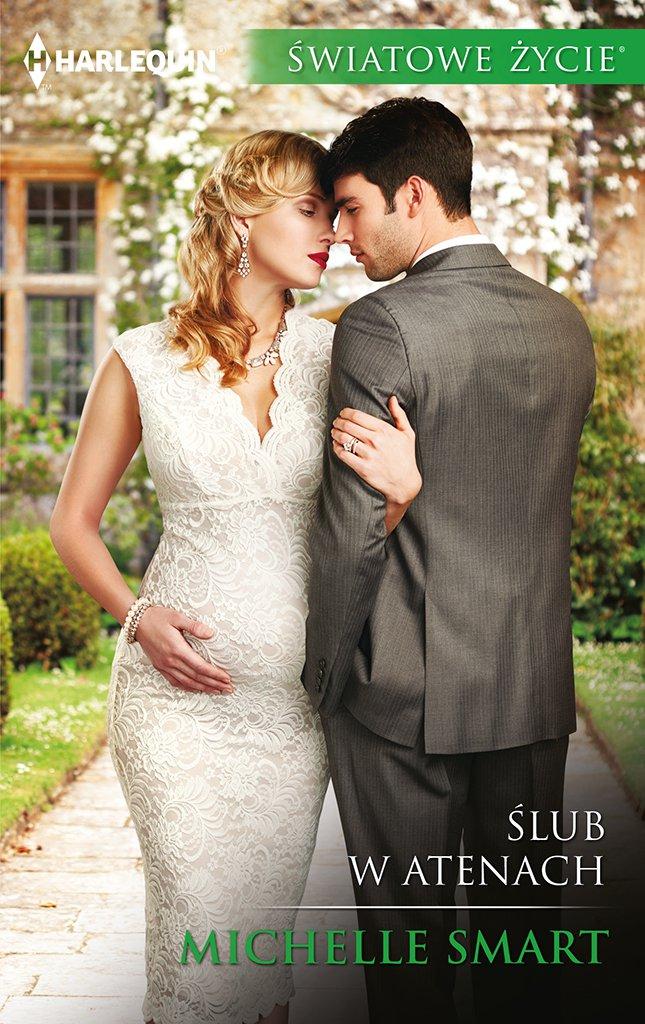 Ślub w Atenach - Ebook (Książka EPUB) do pobrania w formacie EPUB