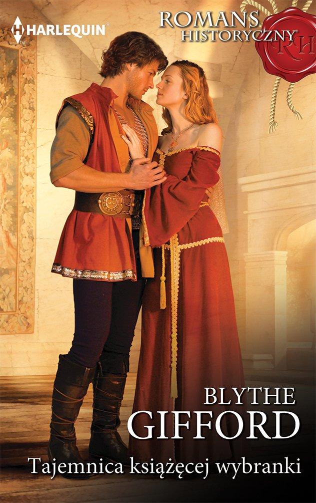 Tajemnica książęcej wybranki - Ebook (Książka EPUB) do pobrania w formacie EPUB