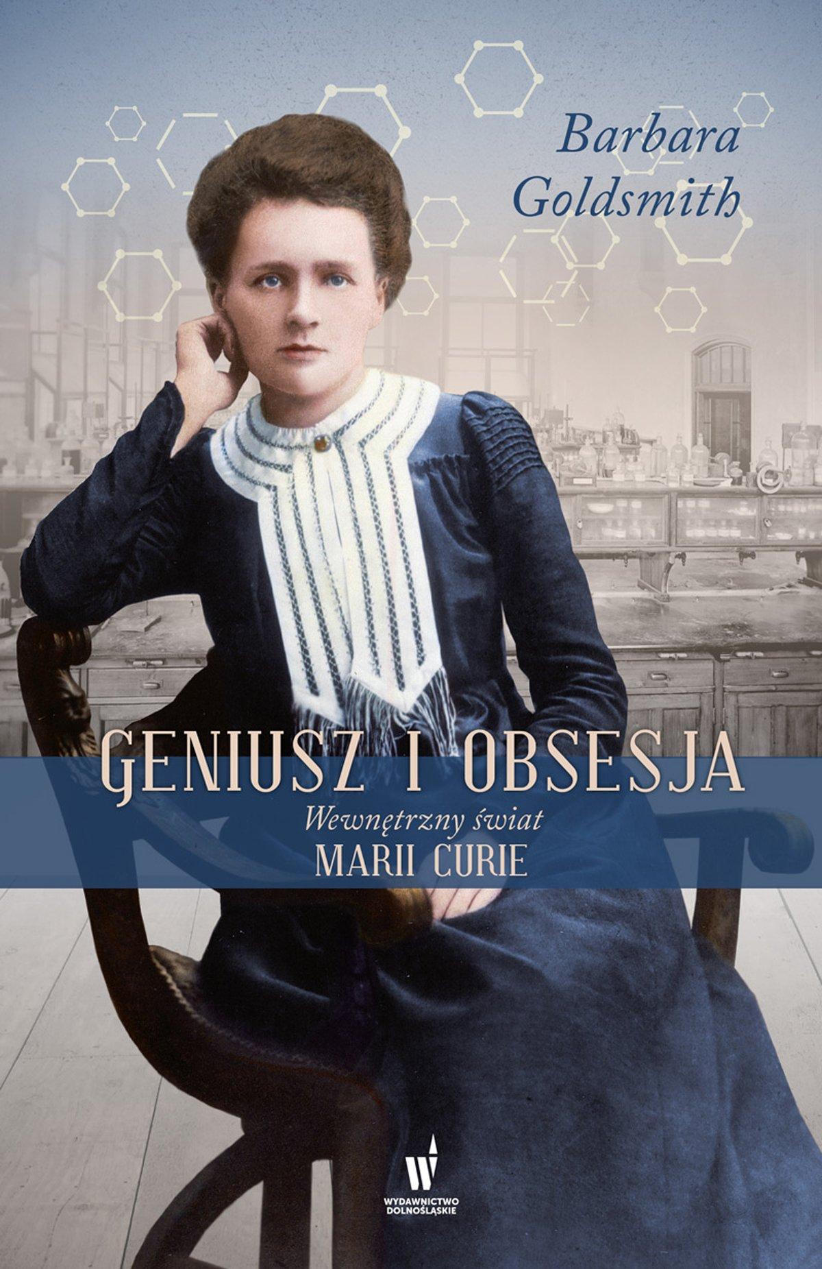 Geniusz i obsesja - Ebook (Książka na Kindle) do pobrania w formacie MOBI