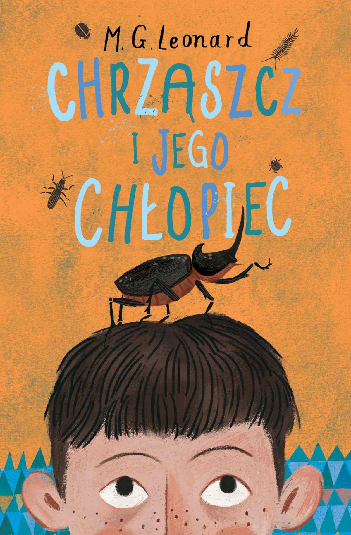 Chrząszcz i jego chłopiec - Ebook (Książka na Kindle) do pobrania w formacie MOBI