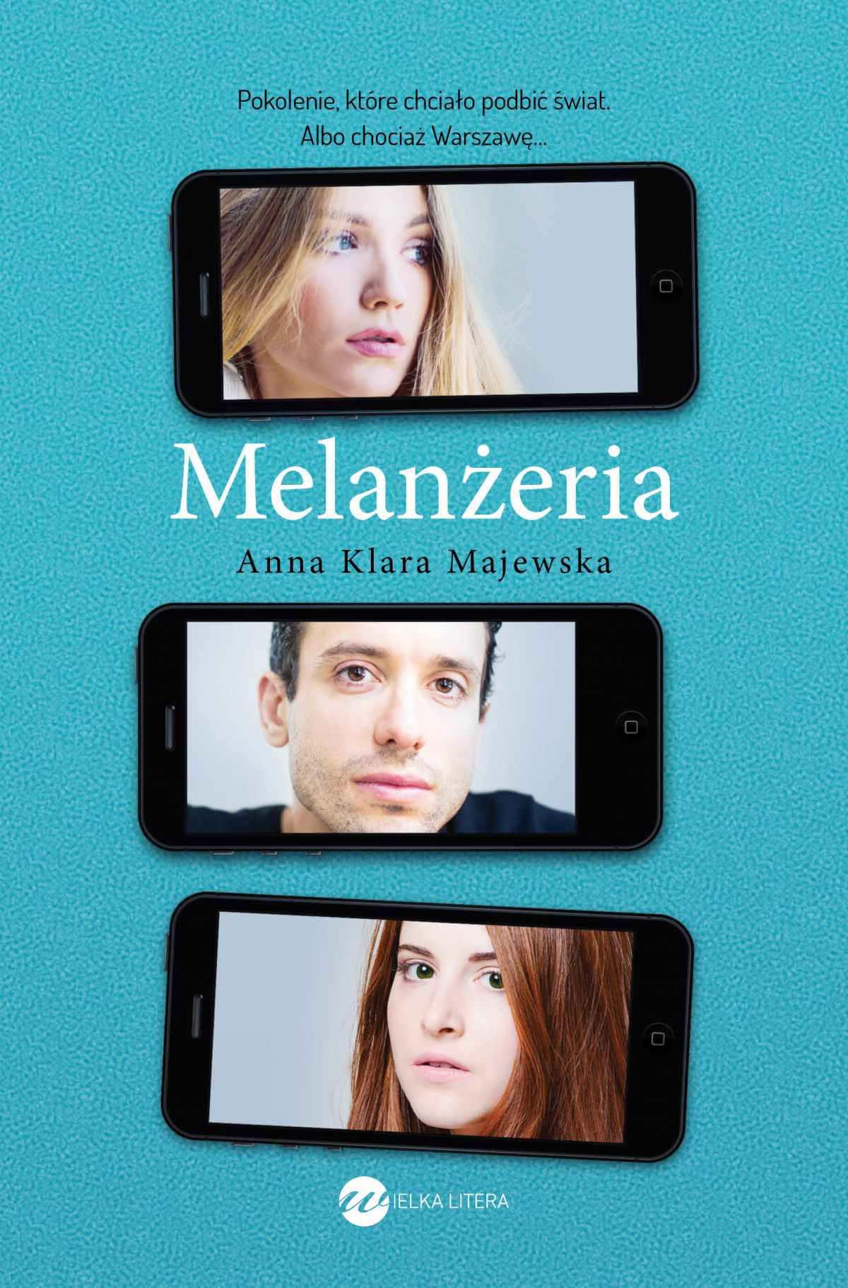 Melanżeria - Ebook (Książka EPUB) do pobrania w formacie EPUB