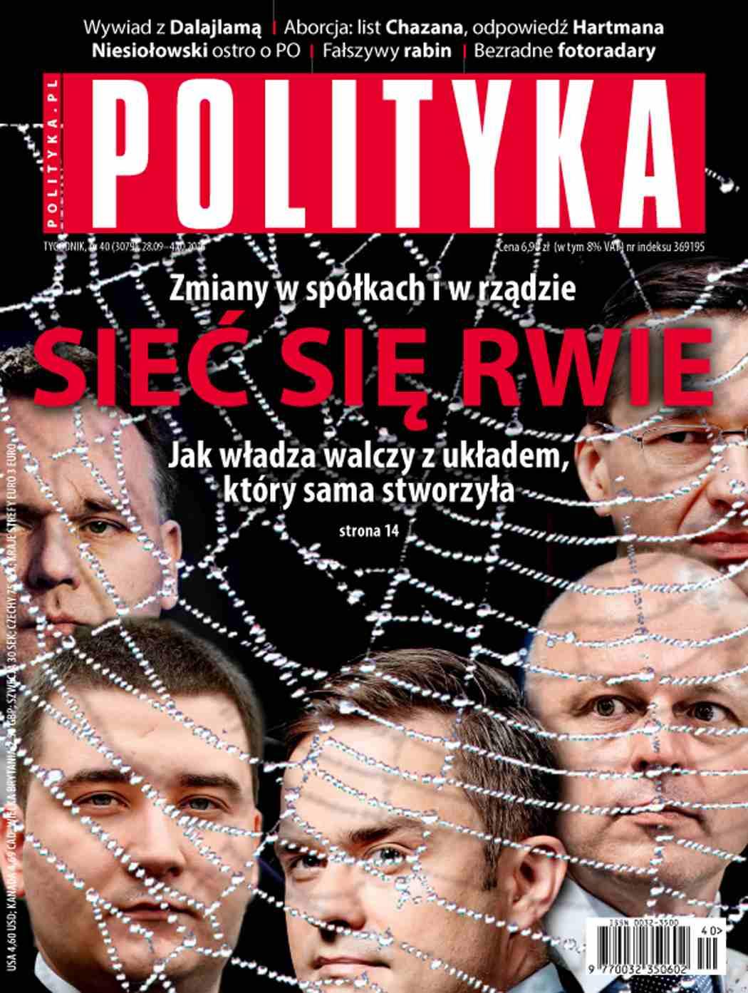 Polityka nr 40/2016 - Ebook (Książka PDF) do pobrania w formacie PDF