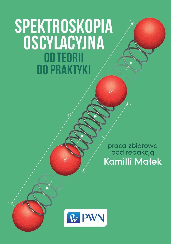 Spektroskopia oscylacyjna - Ebook (Książka EPUB) do pobrania w formacie EPUB