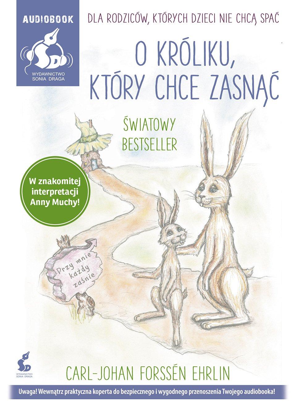 O króliku, który chce zasnąć - Audiobook (Książka audio MP3) do pobrania w całości w archiwum ZIP