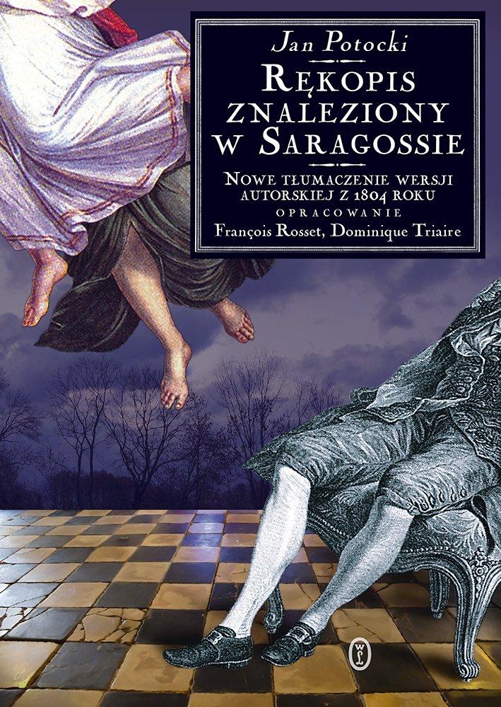Rękopis znaleziony w Saragossie. Wersja z 1804 roku - Ebook (Książka na Kindle) do pobrania w formacie MOBI
