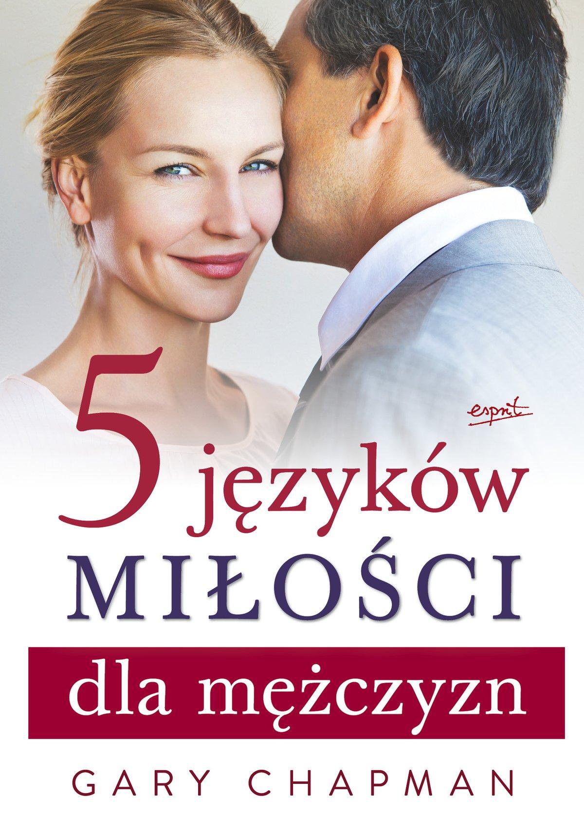 5 języków miłości dla  mężczyzn - Ebook (Książka na Kindle) do pobrania w formacie MOBI