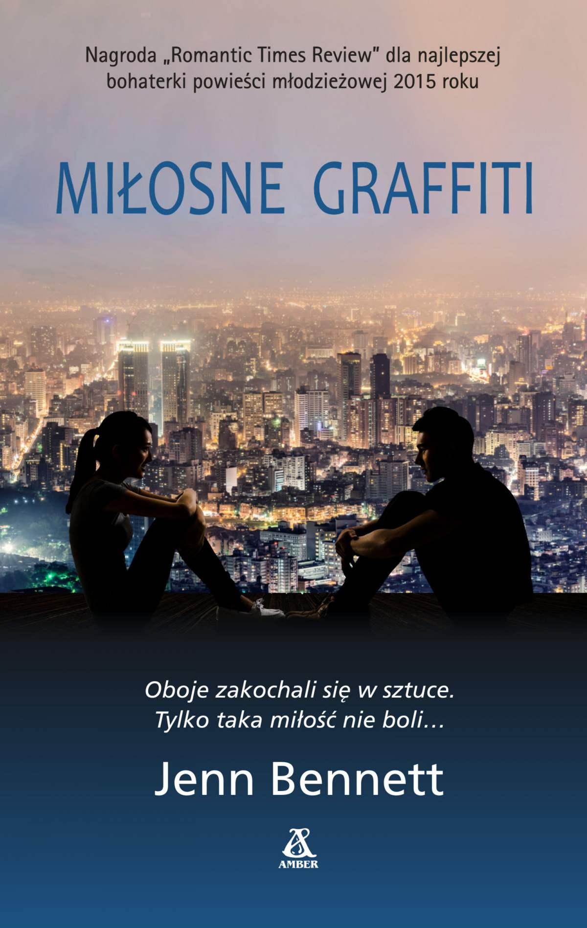 Miłosne grafiti - Ebook (Książka na Kindle) do pobrania w formacie MOBI