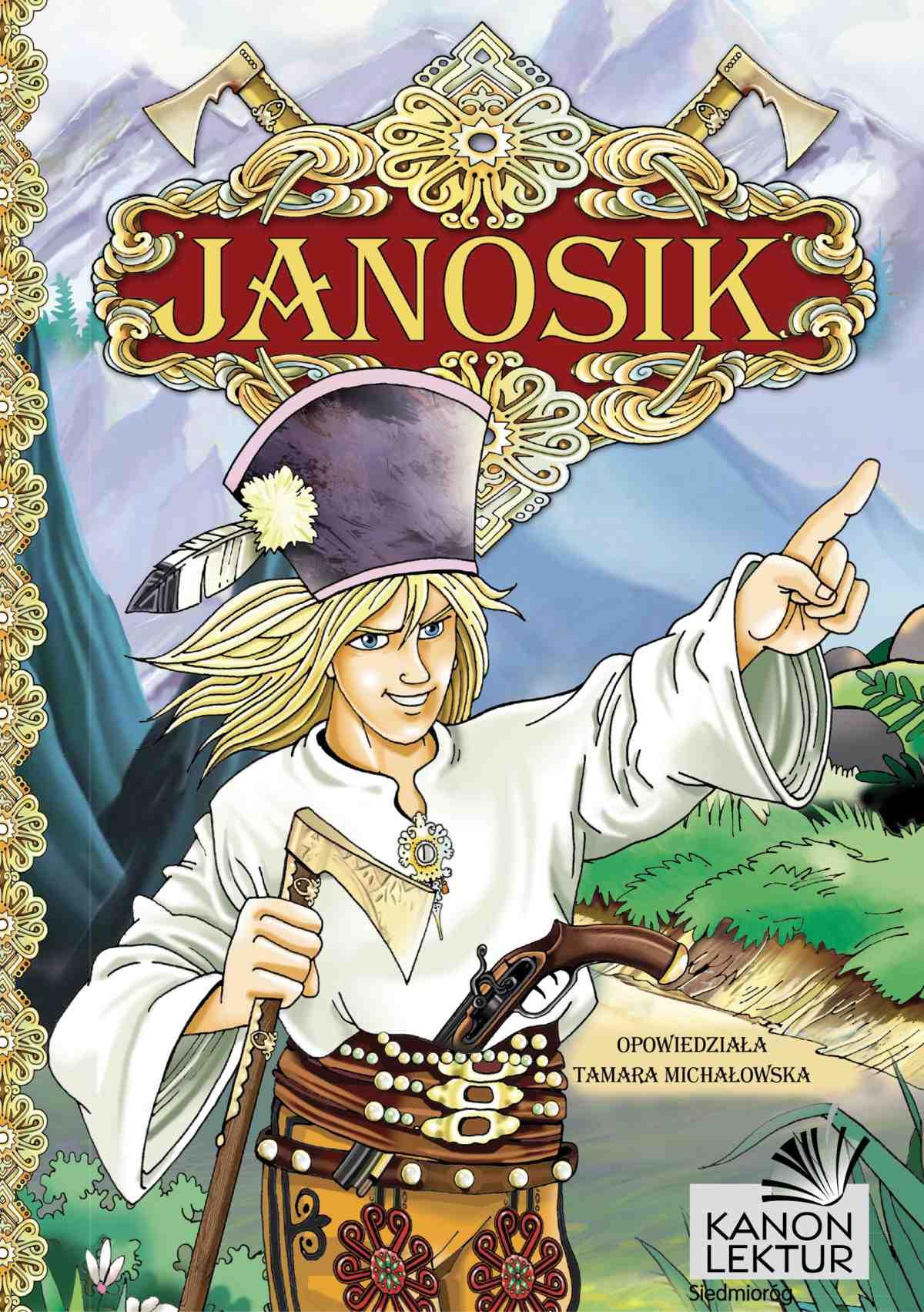 Janosik - Ebook (Książka na Kindle) do pobrania w formacie MOBI