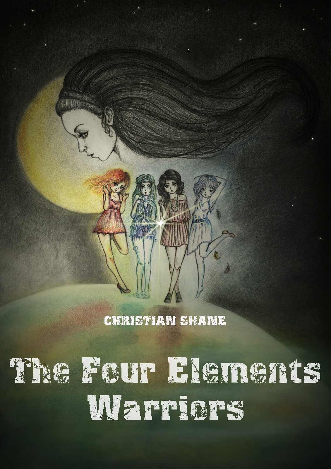 The Four Elements Warriors - Ebook (Książka PDF) do pobrania w formacie PDF