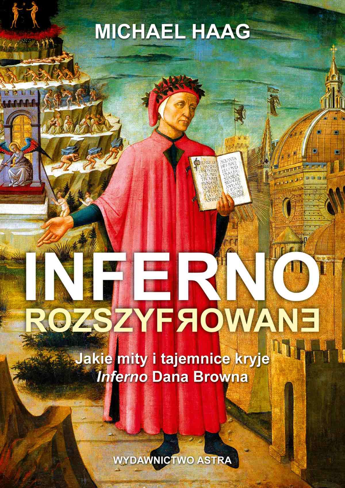 Inferno rozszyfrowane - Ebook (Książka na Kindle) do pobrania w formacie MOBI
