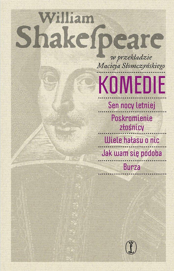 Komedie - Ebook (Książka na Kindle) do pobrania w formacie MOBI