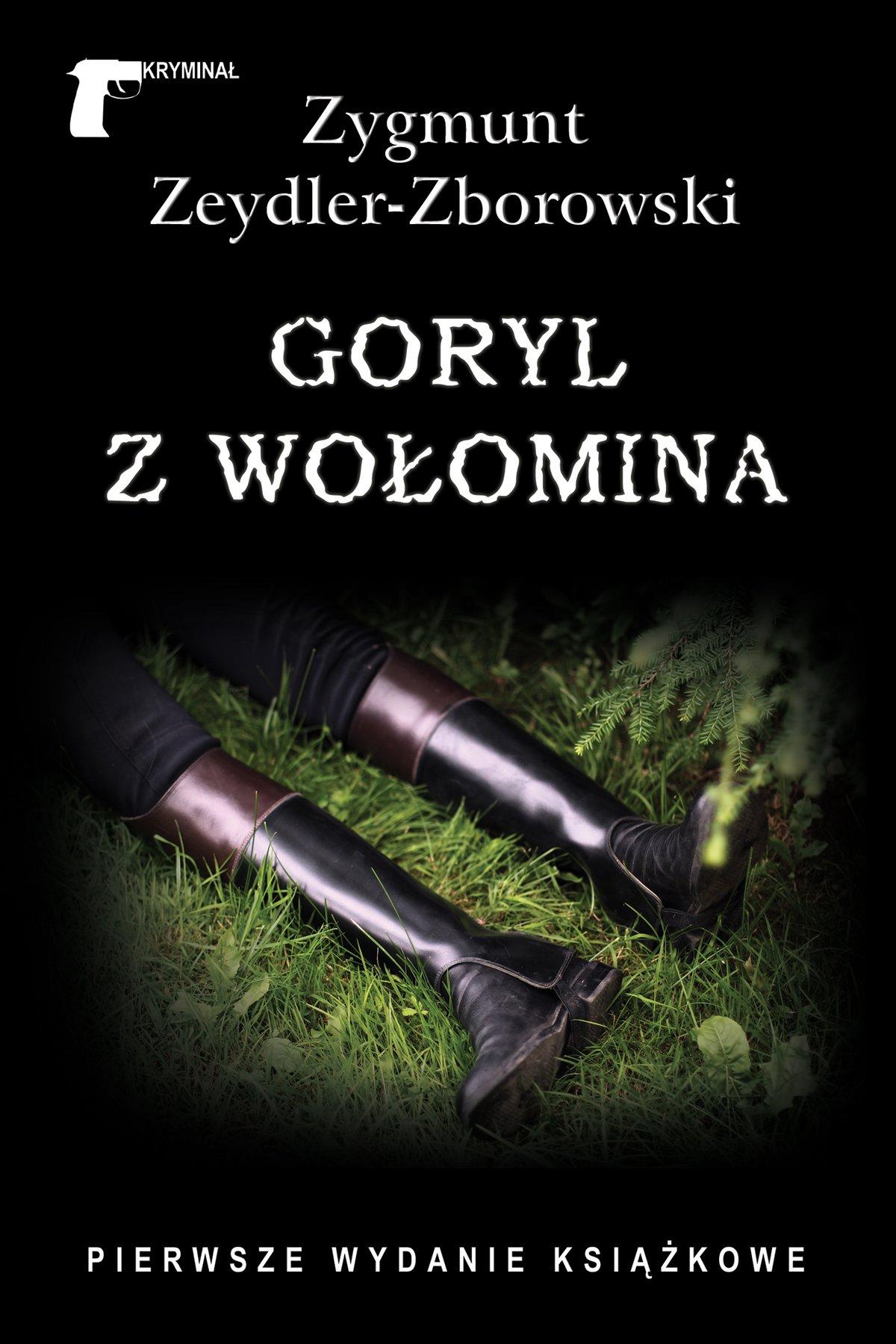 Goryl z Wołomina - Ebook (Książka EPUB) do pobrania w formacie EPUB
