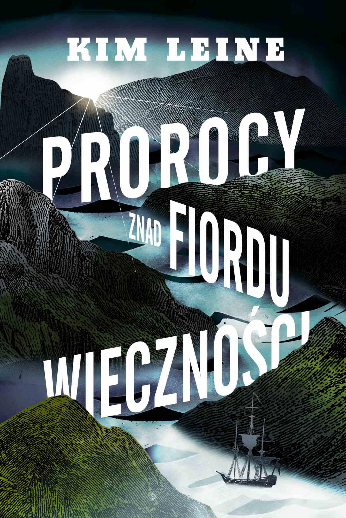 Prorocy znad Fiordu Wieczności - Ebook (Książka na Kindle) do pobrania w formacie MOBI
