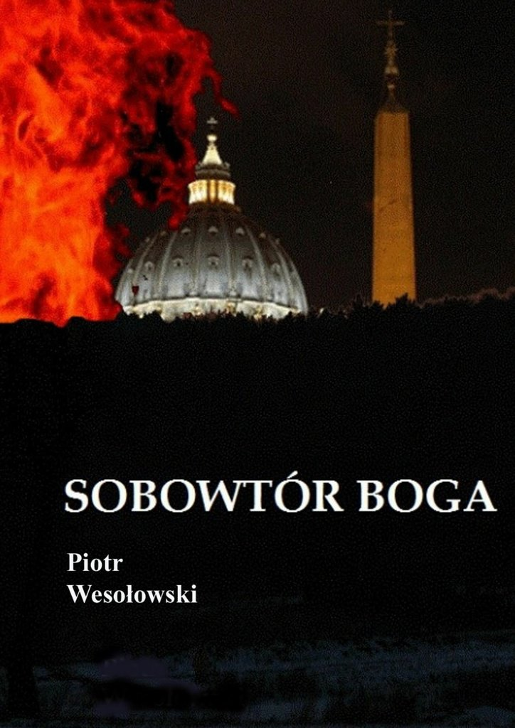 SobowtórBoga - Ebook (Książka na Kindle) do pobrania w formacie MOBI