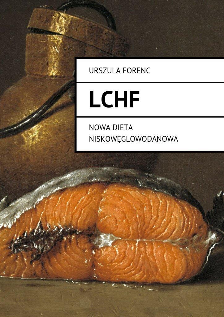 LCHF - Ebook (Książka EPUB) do pobrania w formacie EPUB
