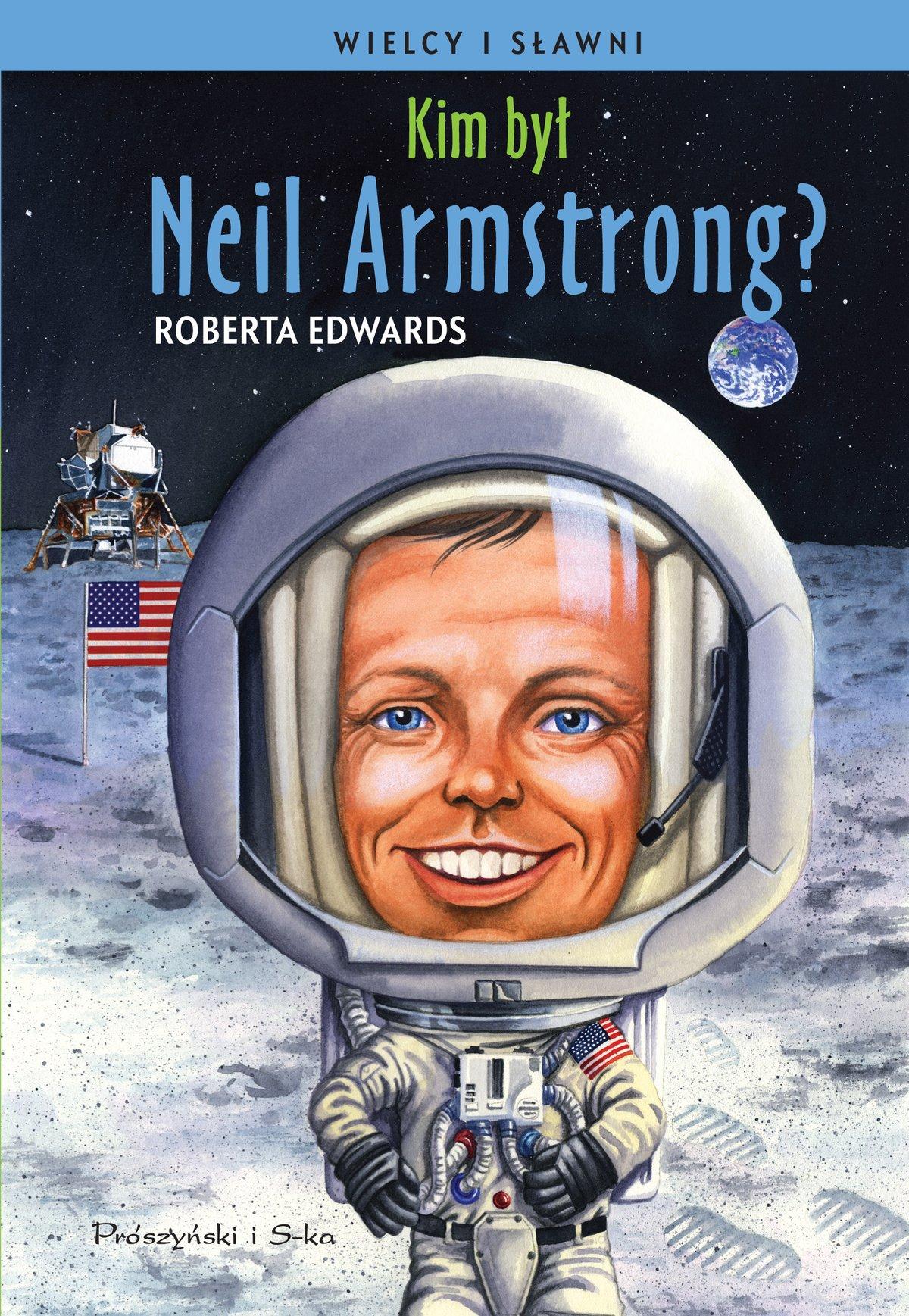 Kim był Neil Armstrong ? - Ebook (Książka EPUB) do pobrania w formacie EPUB