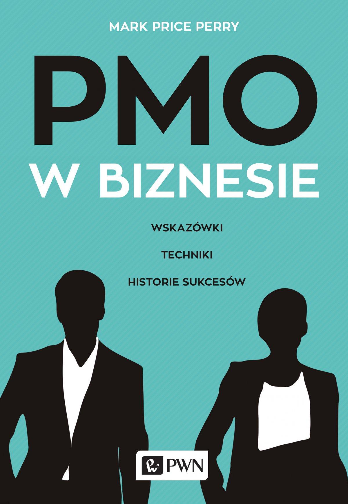 PMO w biznesie - Ebook (Książka na Kindle) do pobrania w formacie MOBI