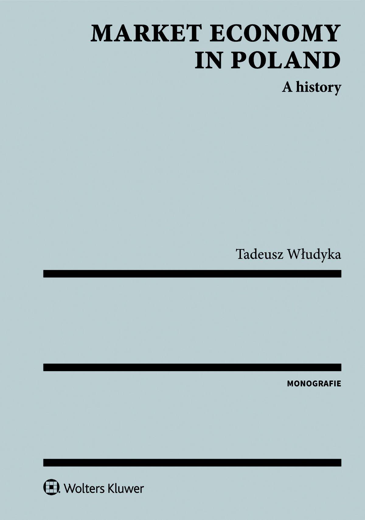 Market economy in Poland. A history - Ebook (Książka EPUB) do pobrania w formacie EPUB