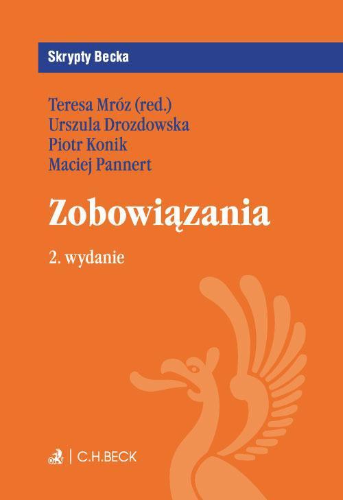 Zobowiązania. Wydanie 2 - Ebook (Książka PDF) do pobrania w formacie PDF