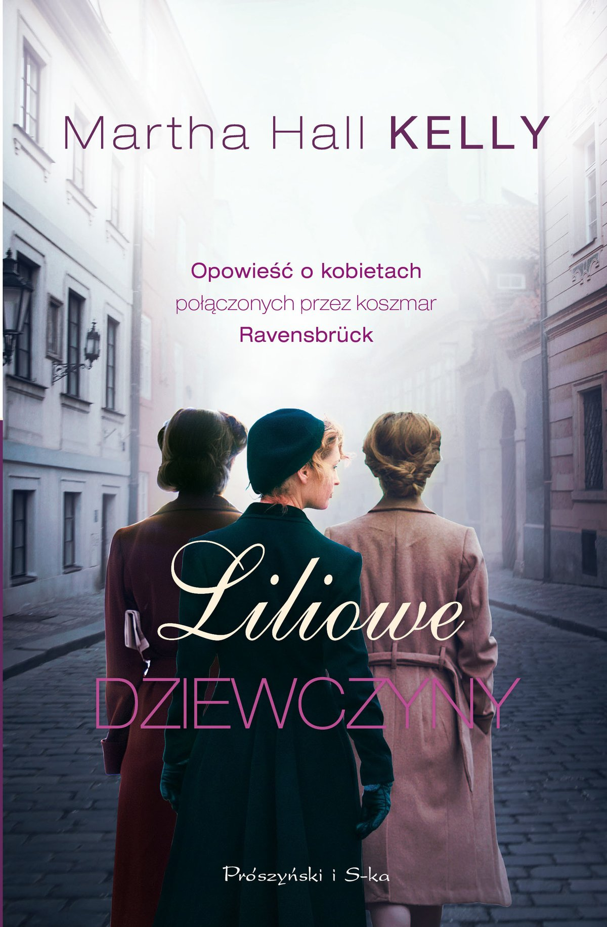 Liliowe dziewczyny - Ebook (Książka na Kindle) do pobrania w formacie MOBI