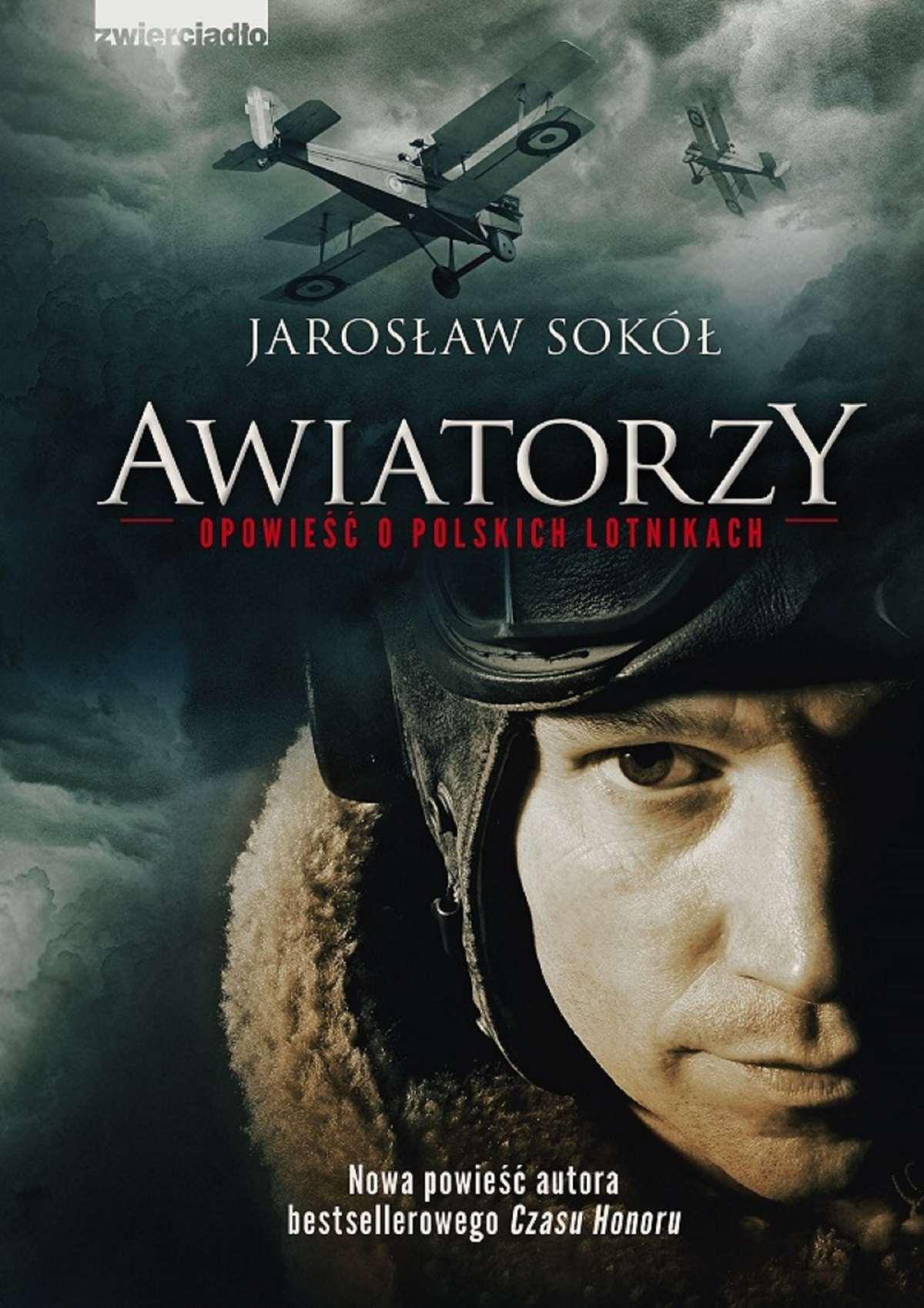 Awiatorzy - Opowieść o polskich lotnikach - Ebook (Książka EPUB) do pobrania w formacie EPUB