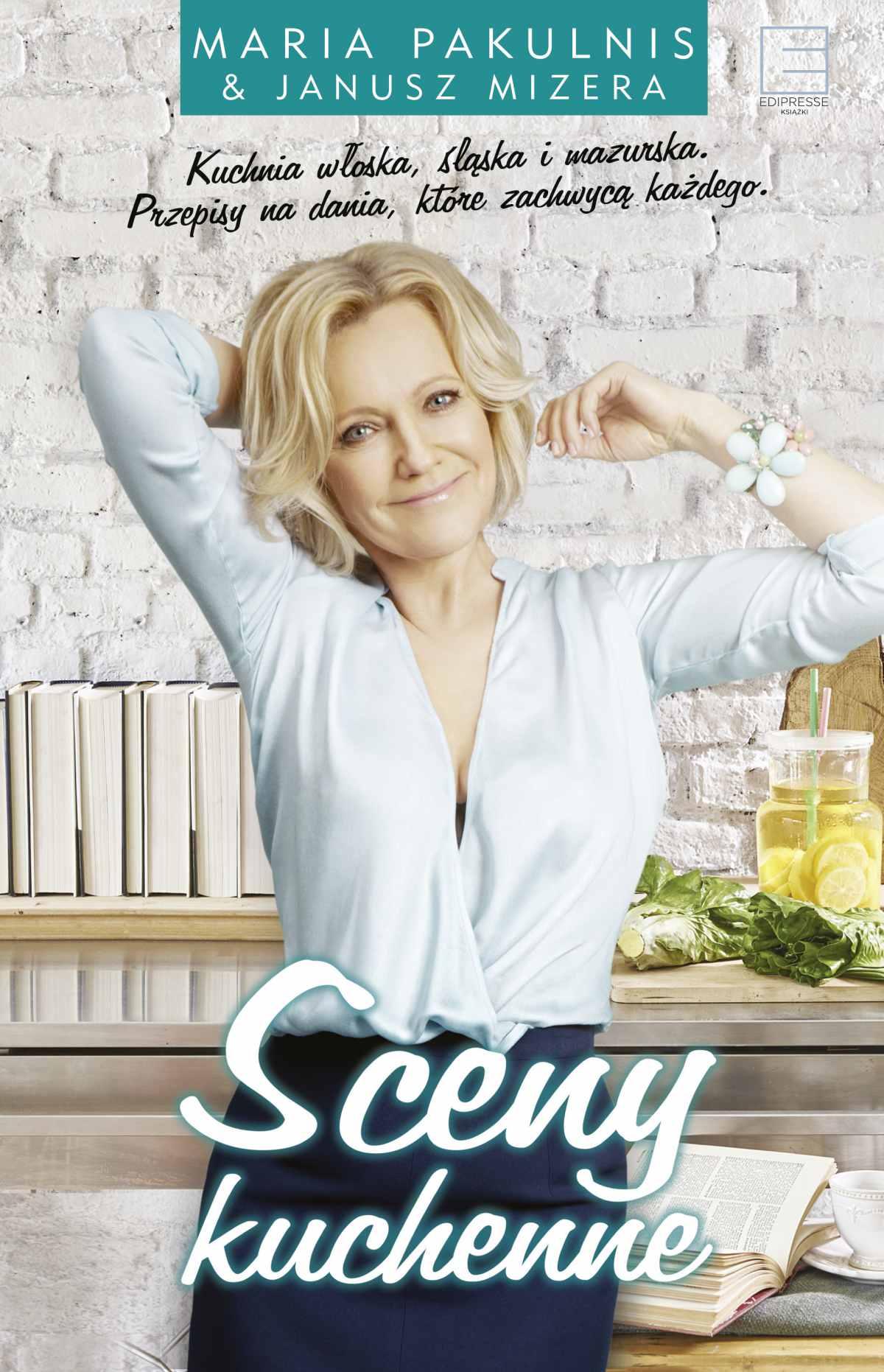 Sceny kuchenne - Ebook (Książka na Kindle) do pobrania w formacie MOBI