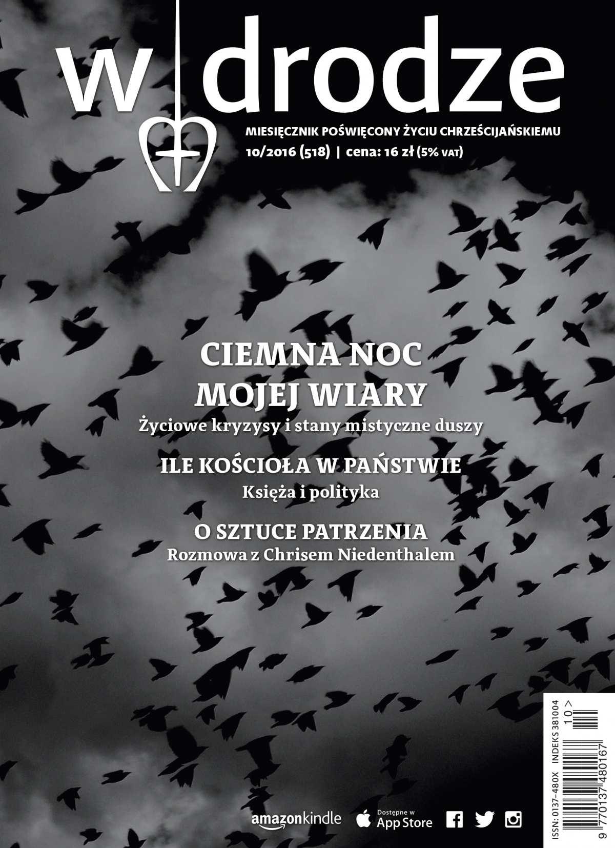 """Miesięcznik """"W drodze"""" nr 518 - Ebook (Książka EPUB) do pobrania w formacie EPUB"""