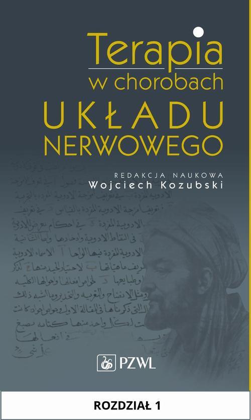 Terapia w chorobach układu nerwowego. Rozdział 1 - Ebook (Książka na Kindle) do pobrania w formacie MOBI