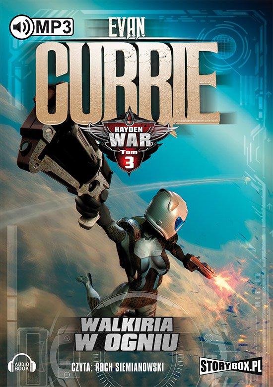 Hayden War tom 3 Walkiria w ogniu - Audiobook (Książka audio MP3) do pobrania w całości w archiwum ZIP