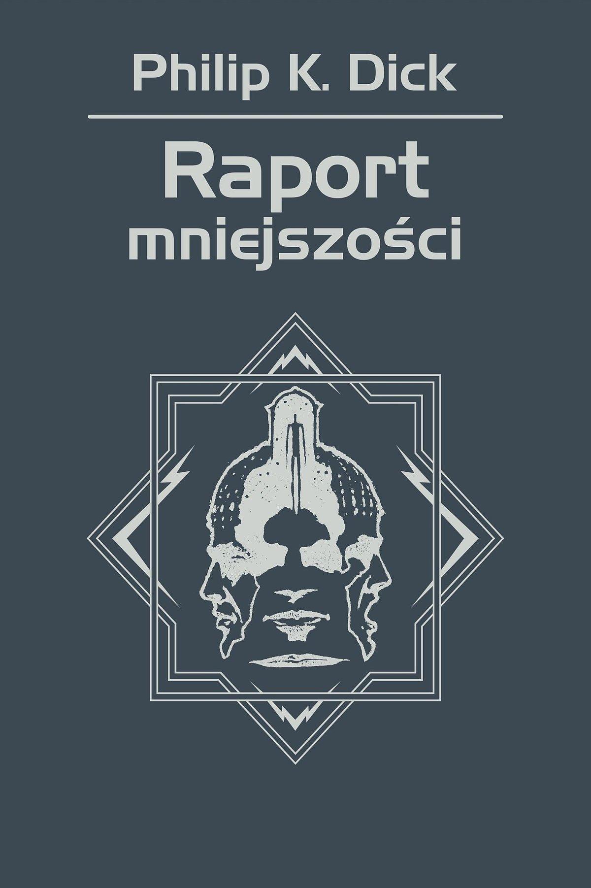Raport mniejszości - Ebook (Książka EPUB) do pobrania w formacie EPUB