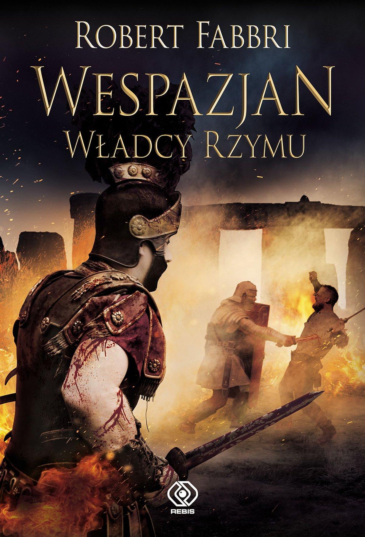 Wespazjan. Władcy Rzymu - Ebook (Książka na Kindle) do pobrania w formacie MOBI
