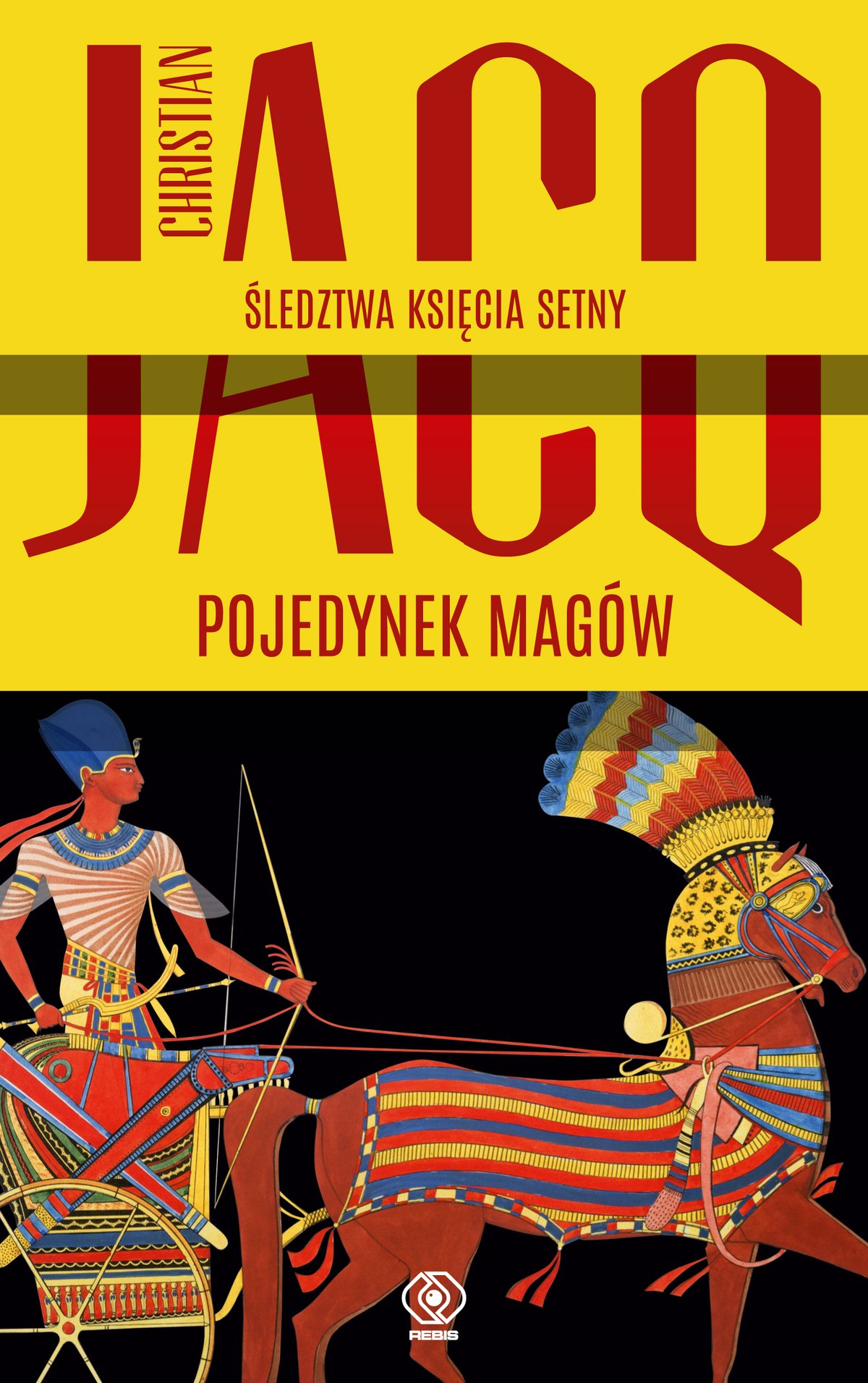 Pojedynek magów - Ebook (Książka EPUB) do pobrania w formacie EPUB