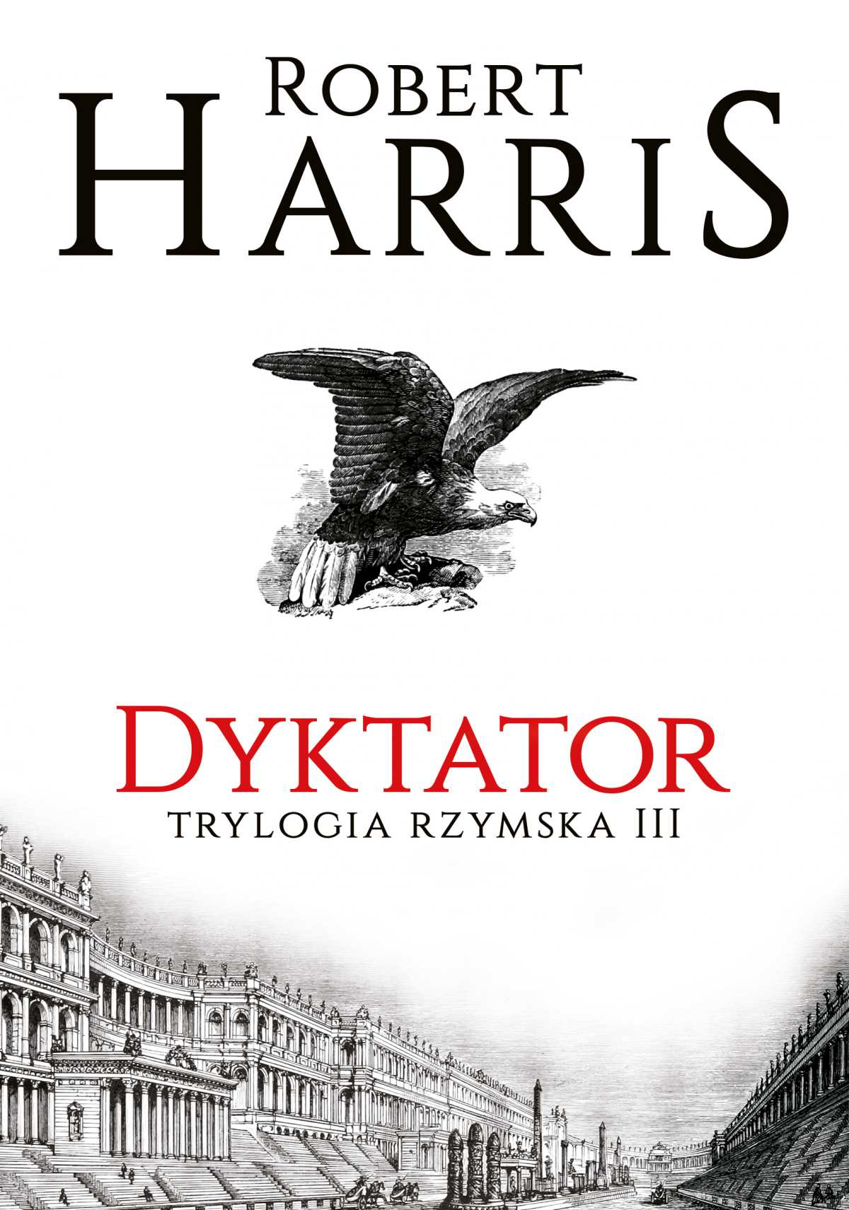 Dyktator. Trylogia rzymska III - Ebook (Książka EPUB) do pobrania w formacie EPUB