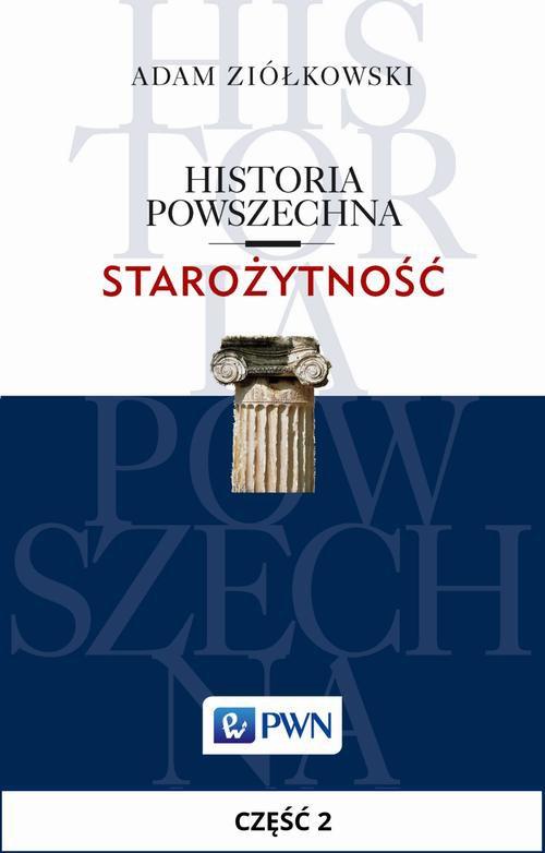 Historia powszechna. Starożytność. Część 2 - Ebook (Książka na Kindle) do pobrania w formacie MOBI