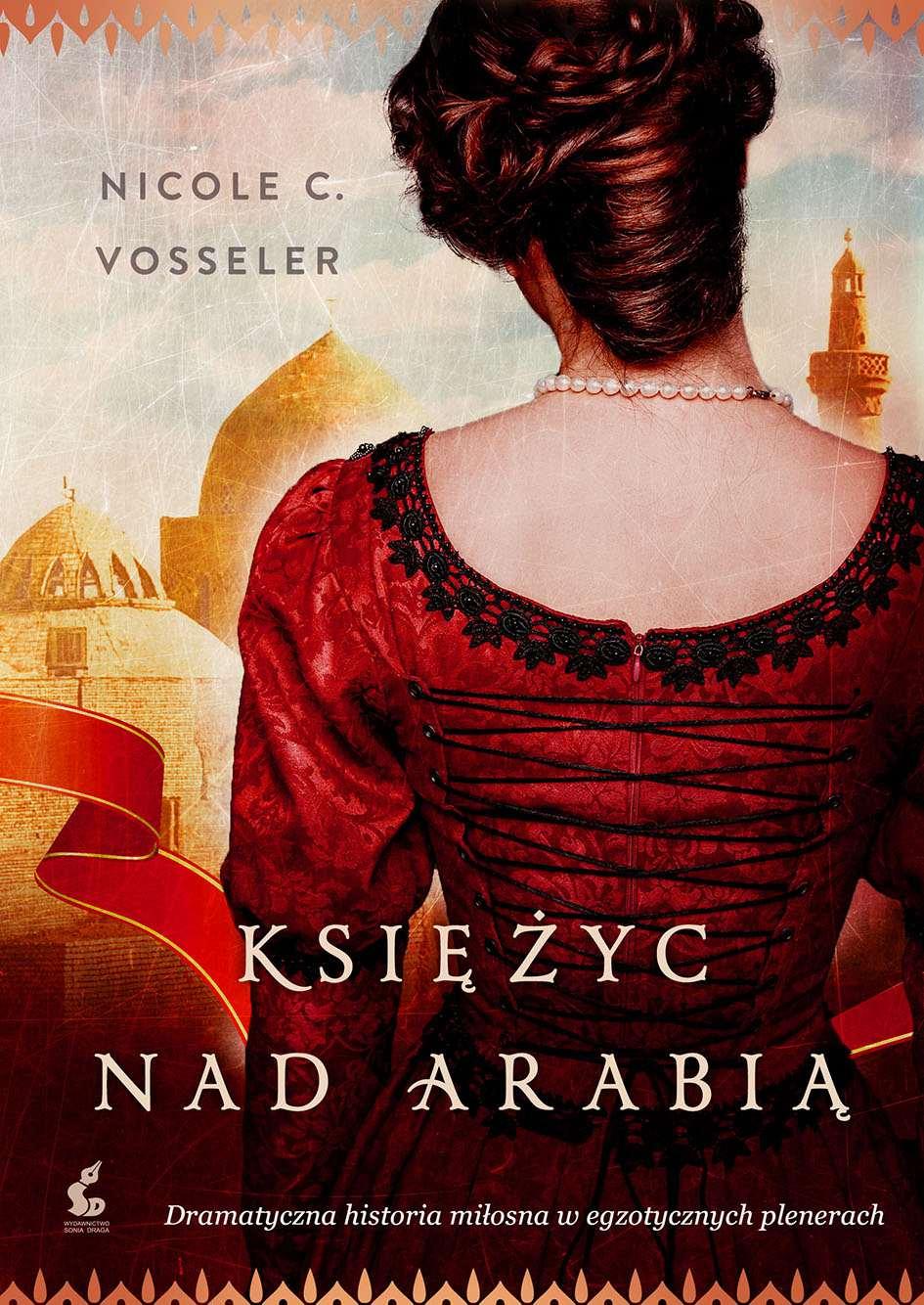 Księżyc nad Arabią - Ebook (Książka EPUB) do pobrania w formacie EPUB
