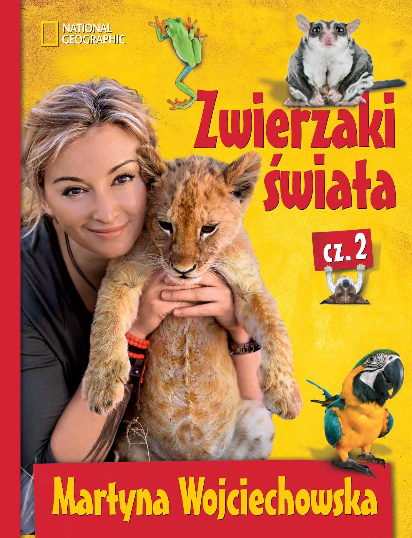 Zwierzaki świata cz. 2 - Ebook (Książka EPUB) do pobrania w formacie EPUB