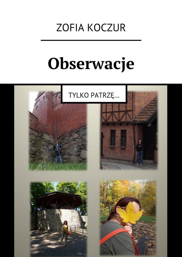 Obserwacje - Ebook (Książka EPUB) do pobrania w formacie EPUB