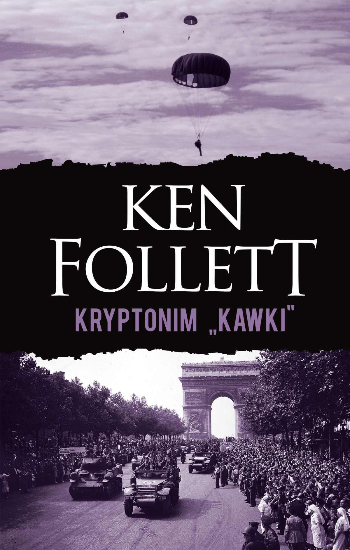 """Kryptonim """"Kawki"""" - Ebook (Książka na Kindle) do pobrania w formacie MOBI"""