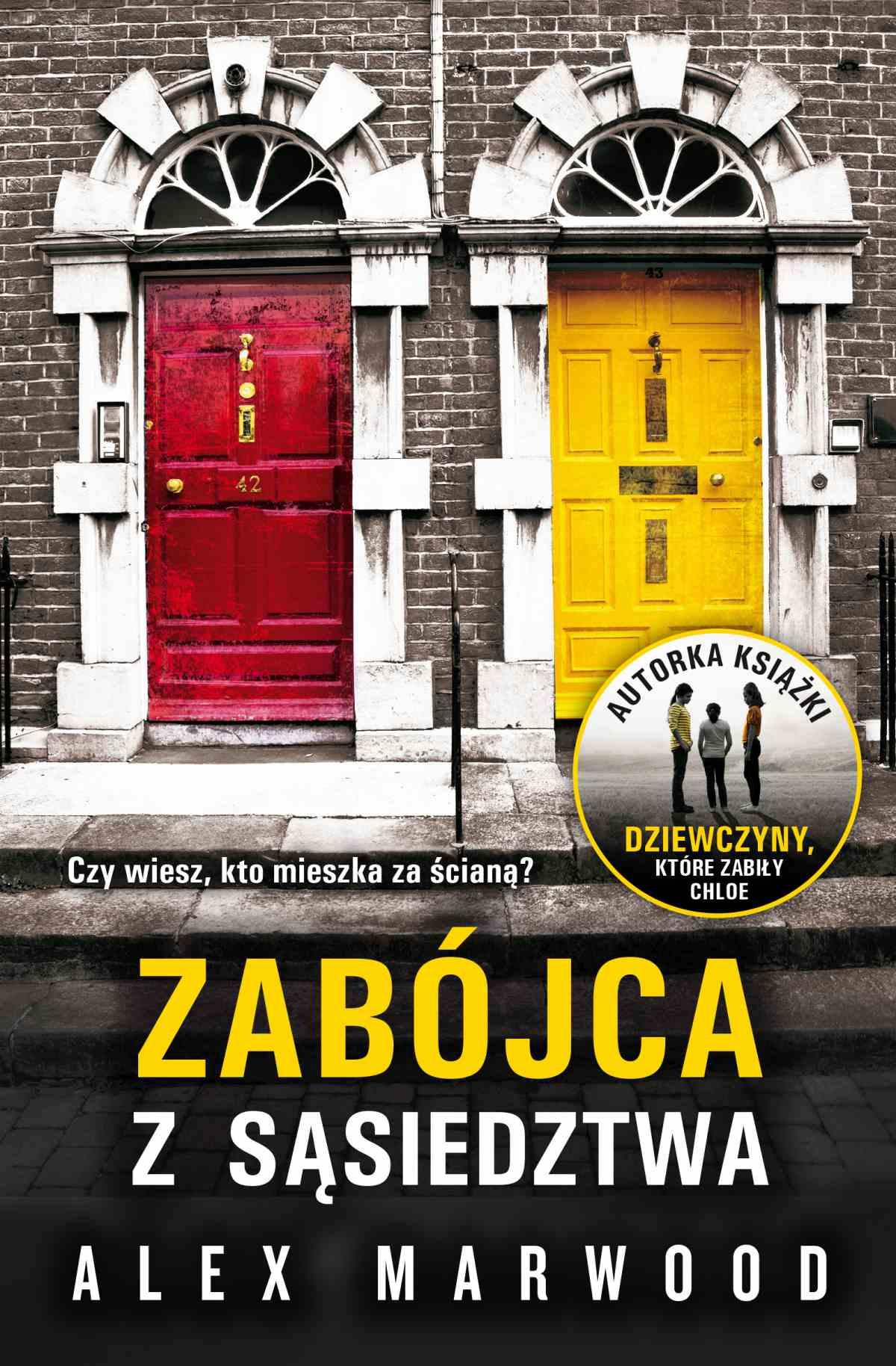 Zabójca z sąsiedztwa - Ebook (Książka EPUB) do pobrania w formacie EPUB