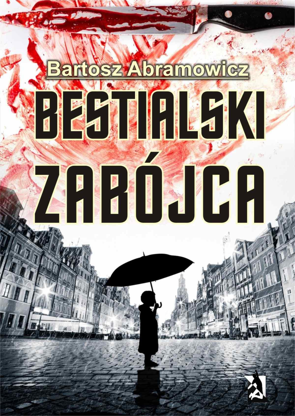 Bestialski zabójca - Ebook (Książka EPUB) do pobrania w formacie EPUB