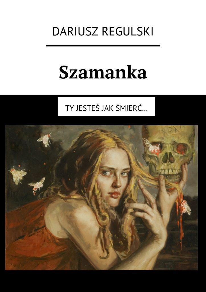 Szamanka - Ebook (Książka na Kindle) do pobrania w formacie MOBI
