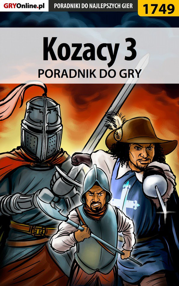 Kozacy 3 - poradnik do gry - Ebook (Książka PDF) do pobrania w formacie PDF