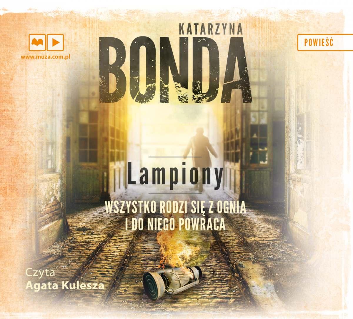 Lampiony - Audiobook (Książka audio MP3) do pobrania w całości w archiwum ZIP