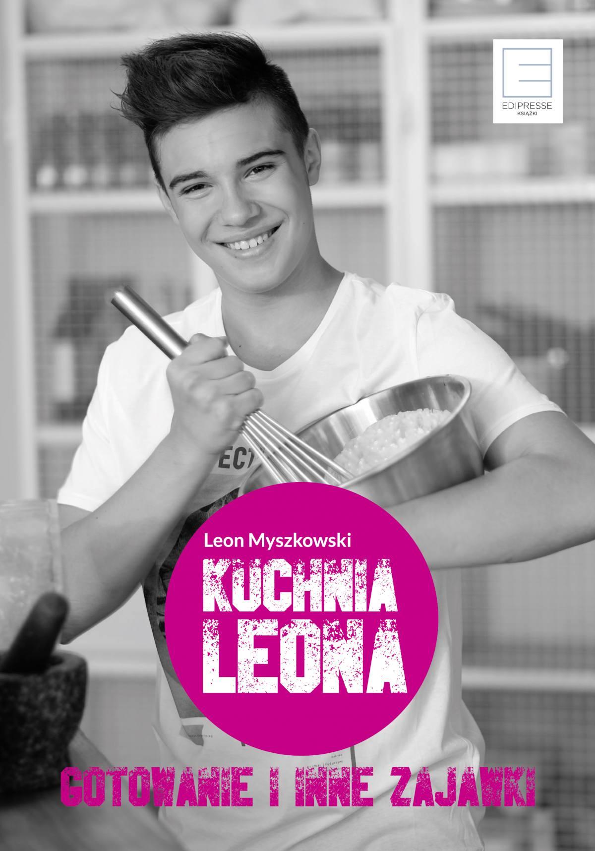 Kuchnia Leona - Ebook (Książka EPUB) do pobrania w formacie EPUB